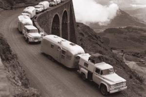 RV Sherpa Caravan to Burning Man